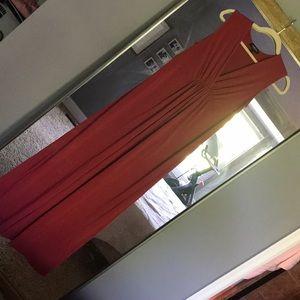 Isabella Oliver maternity maxi dress